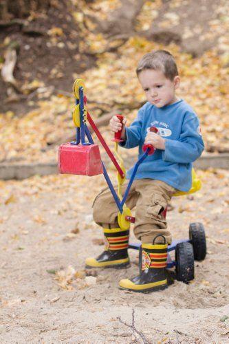 Digging Toys For Boys : Best toy backhoe images on pinterest toys kids