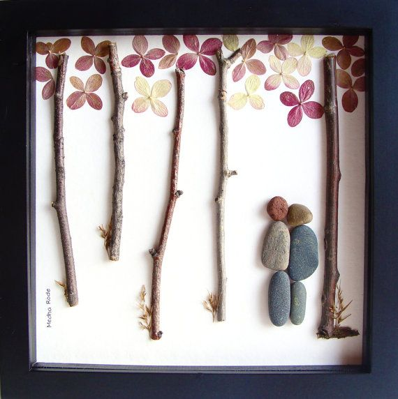 Unique WEDDING Gift-Customized Wedding Gift-Pebble by MedhaRode