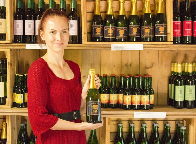 Alitalon Viinitila, Wine Bottles | by visitsouthcoastfinland #visitsouthcoastfinland #Finland #Lohja #viini #wine #viinitila