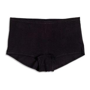 En mjuk, skön boxertrosa tillverkad av ekologisk bomullsblandning.  Hög midja  Resår i midjan  Fodrad gren  Mjuk ekologisk bomullsblandning    Artikelnummer: 6220781