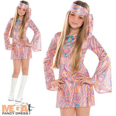 Disco diva teen girls 1970s #fancy #dress 70s childrens #costume hippy kids outfi,  View more on the LINK: 	http://www.zeppy.io/product/gb/2/361345966355/