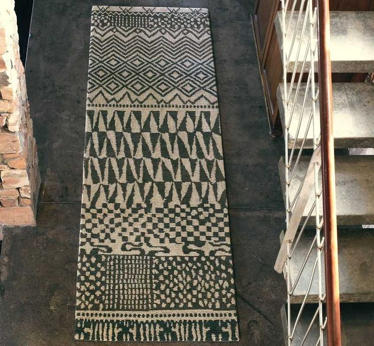 Himali - Marrakesh 33205 Hall Runner Rugs | Modern Rugs