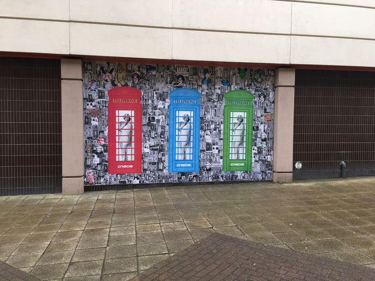 I'd love to hear your thoughts! Street Art by D7606 @D7606ART http://thebeautyaroundus.blog/2017/07/11/street-art-by-d7606-d7606art/