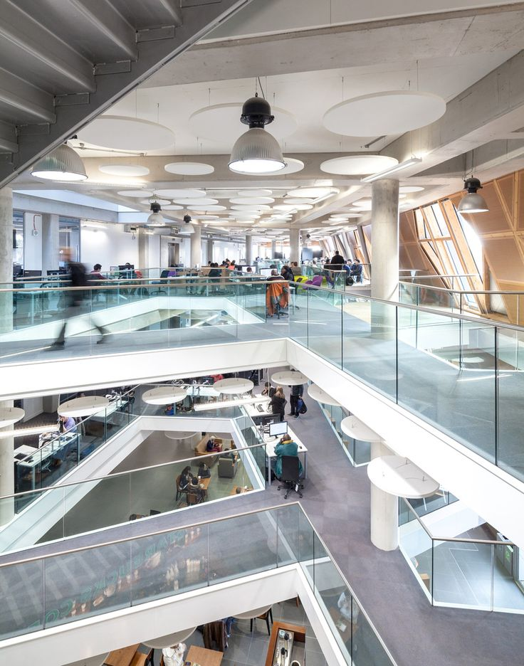Gallery - Coventry University, Faculty of Engineering and Computing / Arup Associates - 6