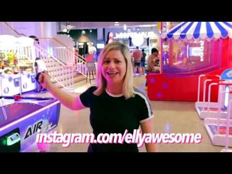 Elly Awesome hits Playtime Chermside