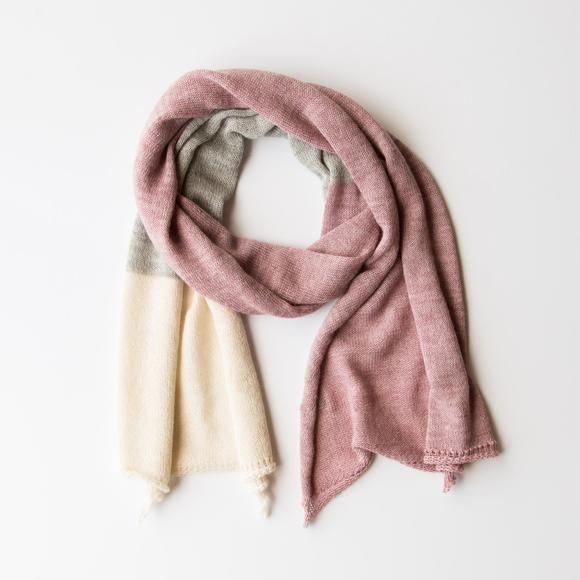 baby alpaca scarf - 580×580