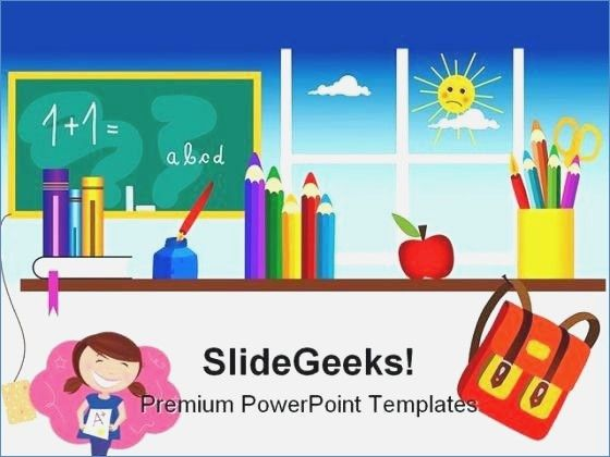 Animated Powerpoint Templates Free Download Education Slides