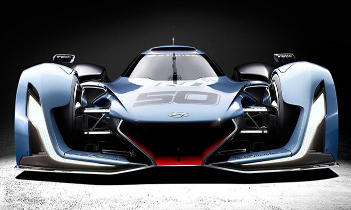 Hyundai představilo N 2025 Vision Gran Turismo