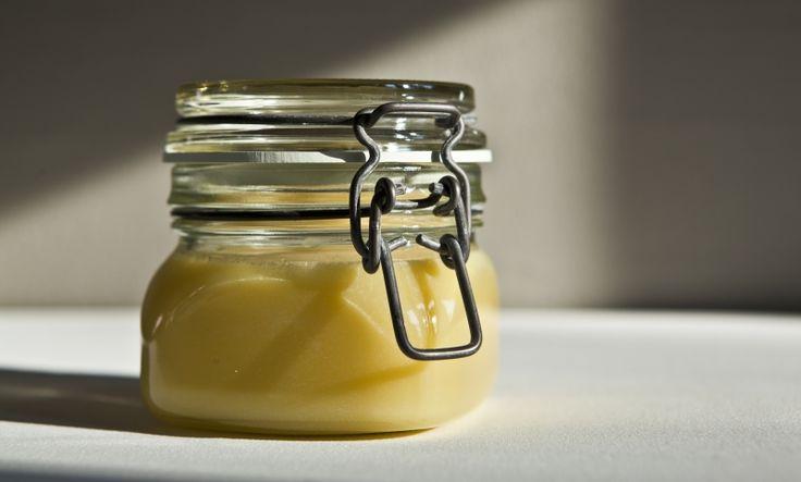 Kitchenette — Ghí, aneb přepuštěné máslo