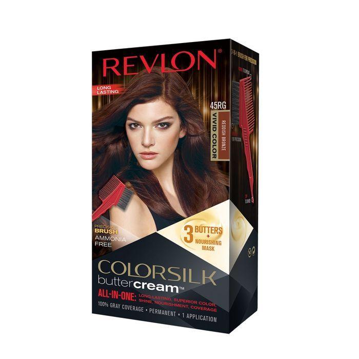 Revlon Colorsilk Buttercream Permanent Superior Hair Color
