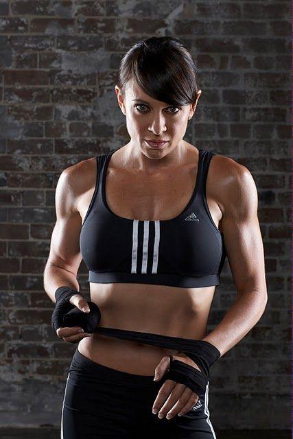 Aussie trainer Michelle Bridges