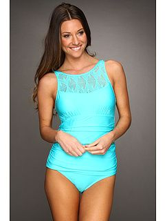 Different but cute one piece swimsuit