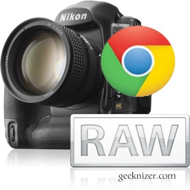 Web-based RAW Image Viewer, Editor [Javascript]