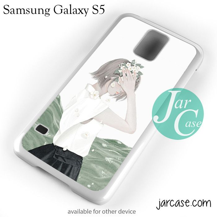 Amazing girl YP Phone case for samsung galaxy S3/S4/S5