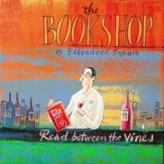 Frans Groenewald  The Bookshop  Alice Art Gallery