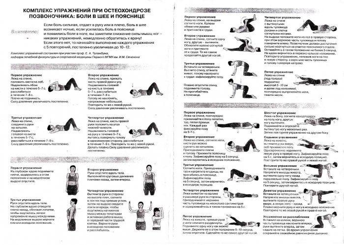 упражнения для позвоночника при грыже в пояснице бубновский картинки мультяшный