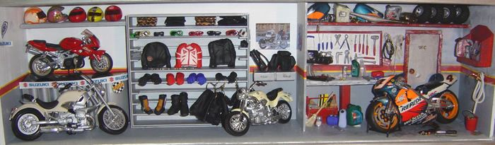 Taller de motos: Motorcycle