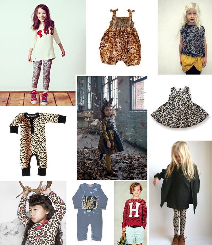 Children's Trend: Wild Things