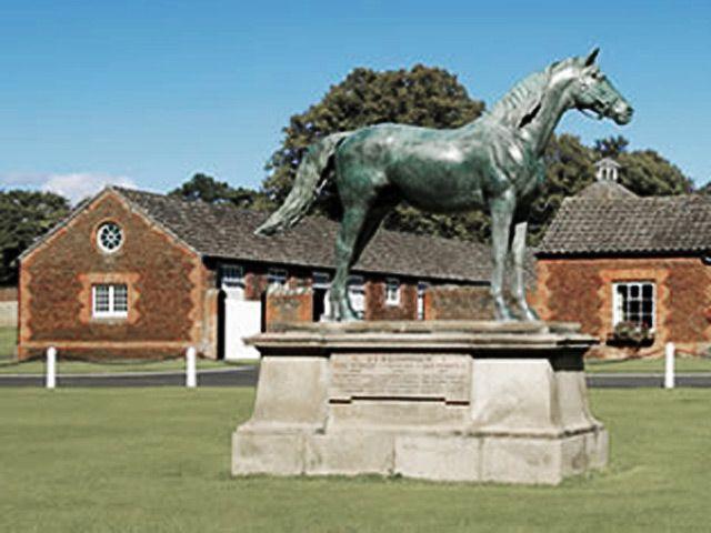 Находка была сделана всего в полутора километрах от королевской конюшни и в трех километрах от самого Сандрингемского дворца