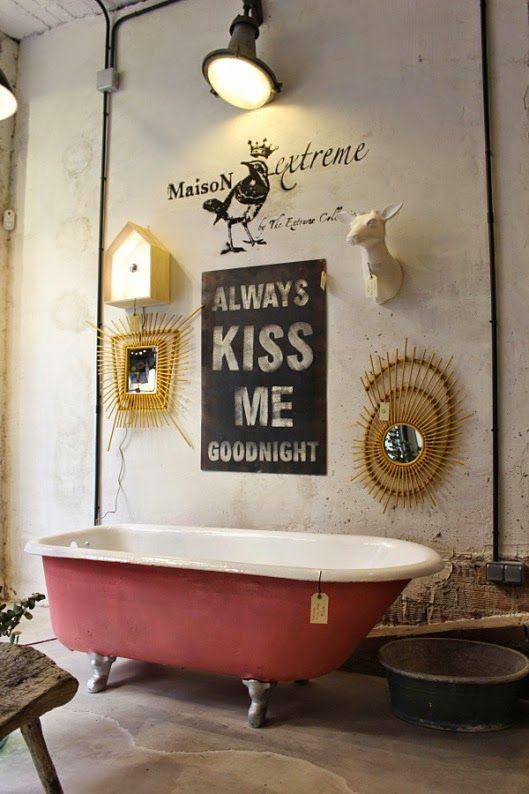 Madrid / Maison extreme / Meubles vintage, industriels et ...  /