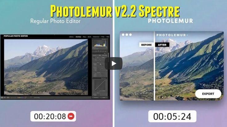 Photolemur v2.2 Spectre Review Demo Bonus - Instant Photo Enhancer No Ph...