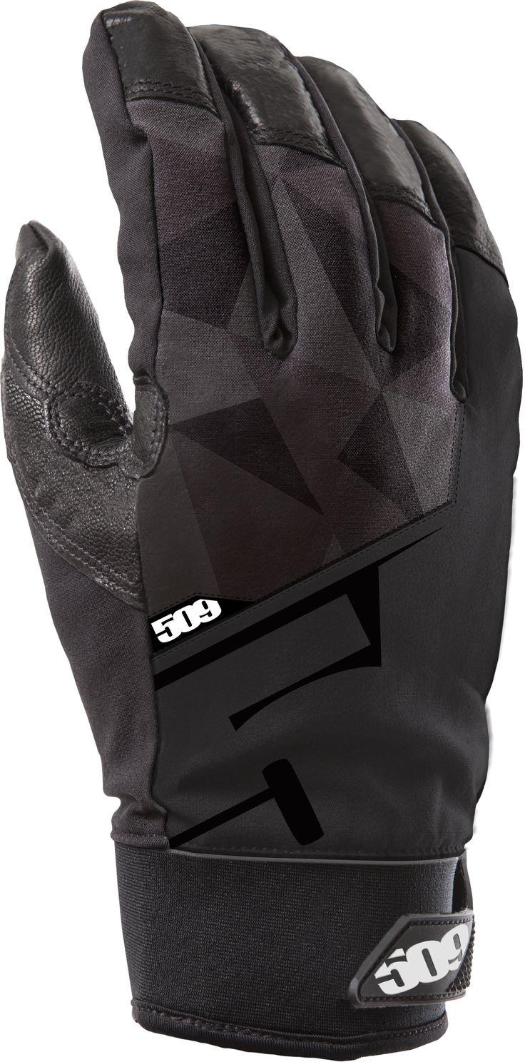 509 Freeride Snowmobile Gloves Black Ops