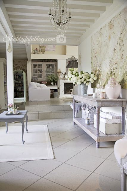 An Exquisite French Country Home Tour