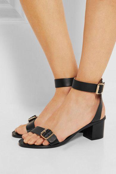ATP Atelier   Carmen leather sandals   NET-A-PORTER.COM