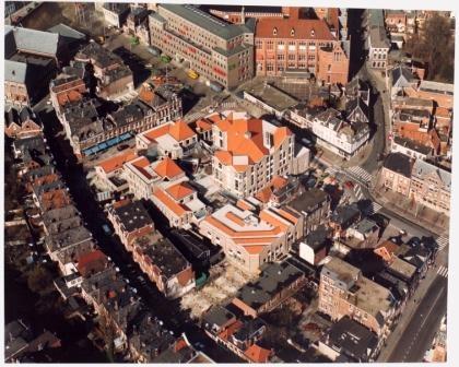 Academy of Arts, Minerva, Groningen by Piet Blom