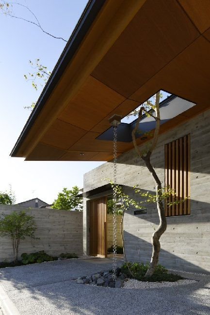 Architecture Japanese Modern House Design | Modern Face of Japanese House Architecture