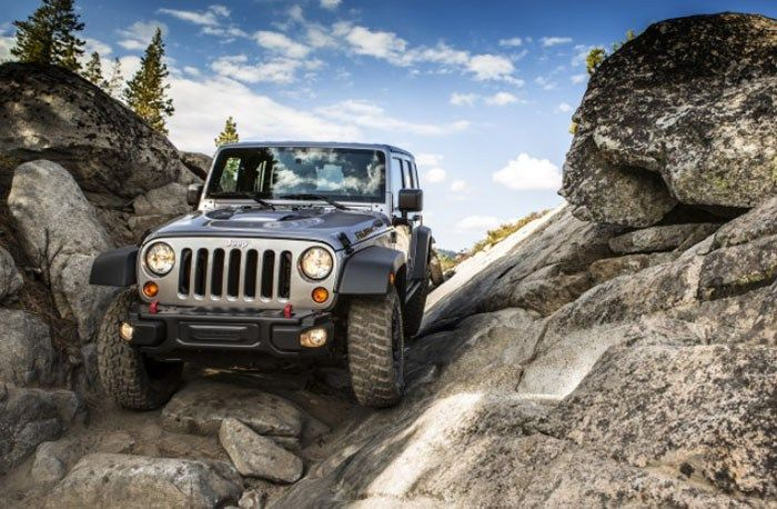2019 Jeep Wrangler Performance