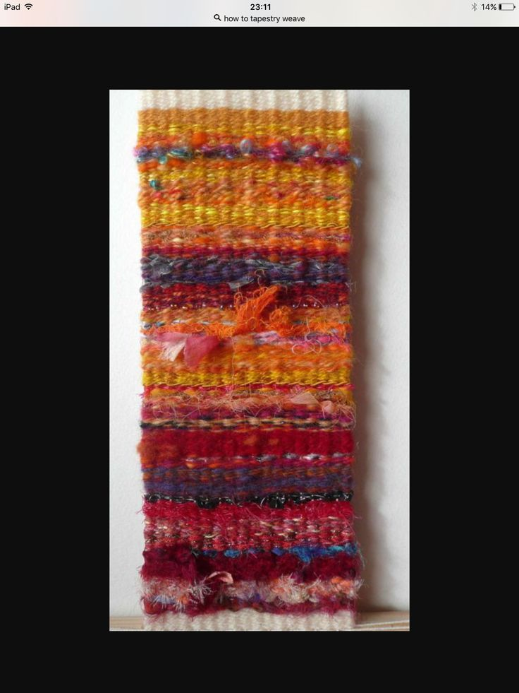 1000 Images About Tapestry Weaving On Pinterest Wool