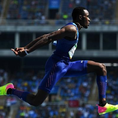 Sports: U.S. Olympian Will Claye Wins Silver in RioThen Proposes to Girlfriend