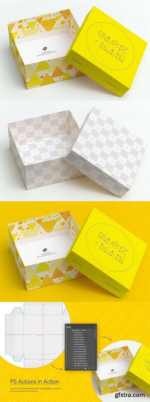CM - Big Gift Box Mockup 01 1618259