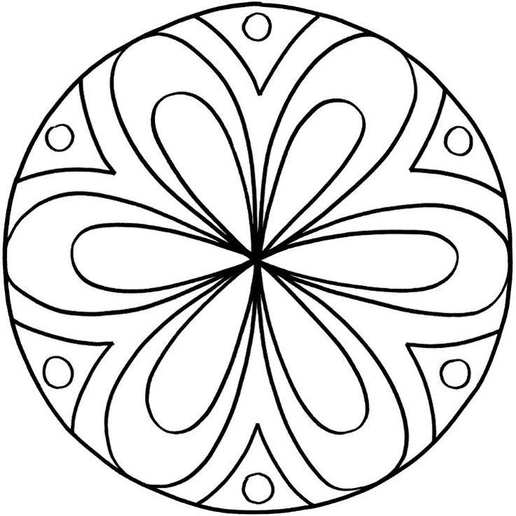 die besten 25 mandala zum ausdrucken ideen auf pinterest mandala zum ausmalen mandala. Black Bedroom Furniture Sets. Home Design Ideas