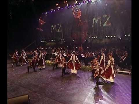 "The famous ""Palotás"" dance from Ferenc Erkel's opera ""Hunyadi"""