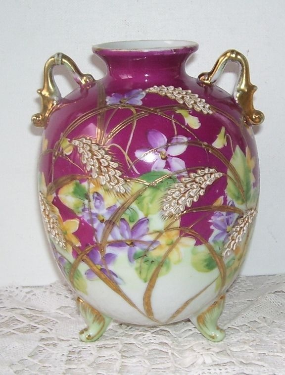 Asian Palace Vase Ensemble 80