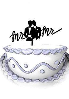 Meijiafei Wedding Cake Topper