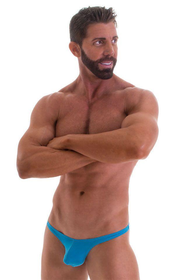 e70851654e SKINZ Mens Sexy Tanga Bathing Suit M84U-4511-M ThinSkinz Turquoise #fashion  #clothing #shoes #accessories #mensclothing #swimwear (ebay link)