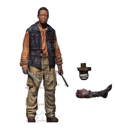 The Walking Dead Series 8 Action Figures Bob Stookey