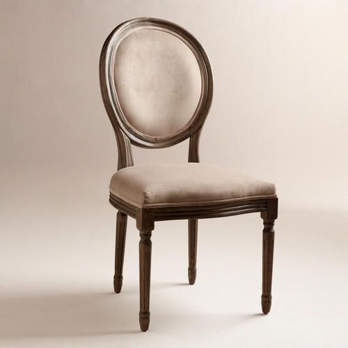 One of my favorite discoveries at WorldMarket.com: Cocoa Ella Side Chairs, Set of 2