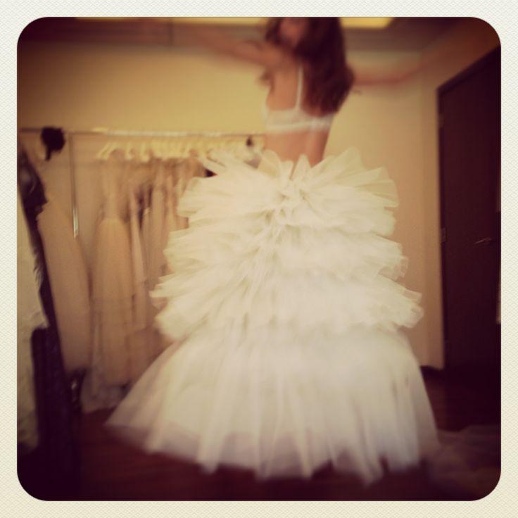 Wedding dress bliss
