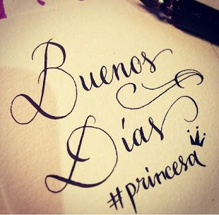 Buenos Dias Hermosa, Te quiero mucho! 12/23/16 8:11AM