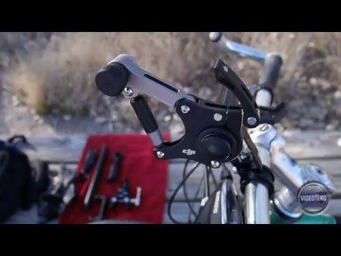 DJI OSMO Bike Mount Test | Bosque Trail | Albuquerque - YouTube