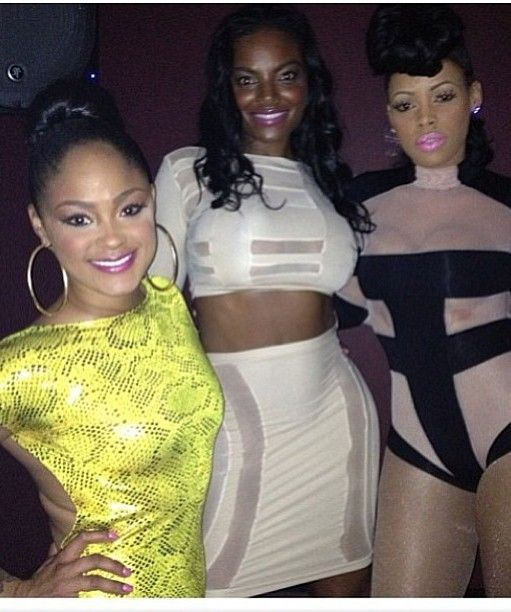 who is keyshia kaoir dating 2013