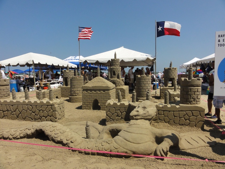 Best Sandcastles Sand Sculptures Images On Pinterest Sand - The 10 coolest sandcastle competitions in the world