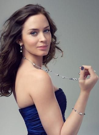 Emily Blunt - Emily Olivia Leah Blunt (born 23 February 1983) is an English actress best known for her roles in The Devil Wears Prada (2006), The Young Victoria (2009), The Adjustment Bureau (2011), and Looper (2012). She has been nominated for four Golden Globe Awards, two London Film Critics' Circle Awards, and one BAFTA Award. She won a Golden Globe Award for her work in the BBC television drama Gideon's Daughter (2007)