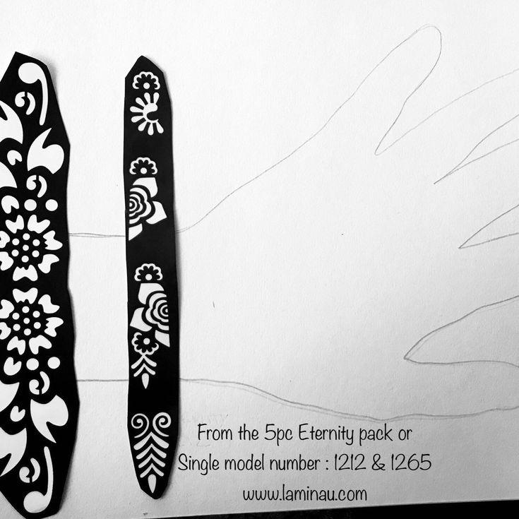 Henna tattoo kit and stencils set henna tattoo kit