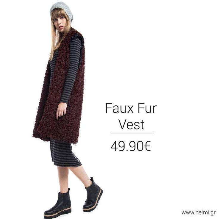 Winter outfits on sale!❄❄ Γιλέκο μακρύ > http://bit.ly/2fZdDQn Φόρεμα midi ριγέ > http://bit.ly/2ekrLmO #HelmiSale