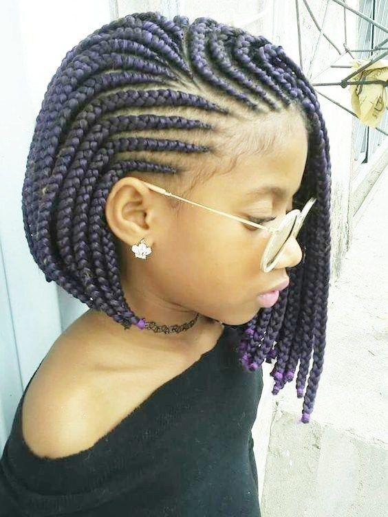 Pin on braids
